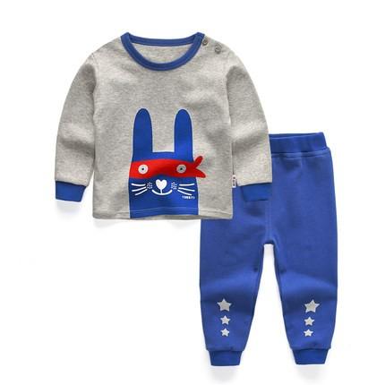 Yobeyi 优贝宜 儿童长袖睡衣套装