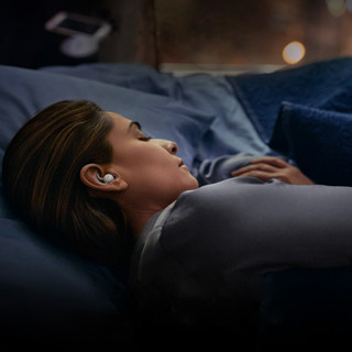 BOSE 博士 NOISE-MASKING SLEEPBUDS 蓝牙隔音耳塞 (白色、通用、耳塞式)