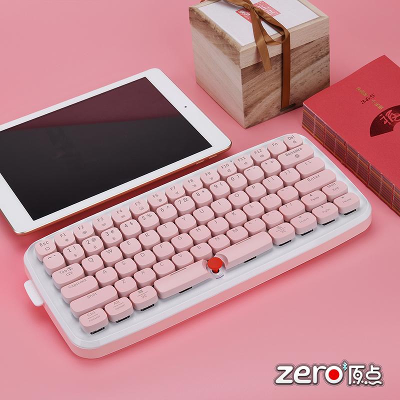 AJAZZ 黑爵 ZERO原点蓝牙无线机械键盘