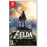 Nintendo 任天堂《塞尔达传说 旷野之息》游戏卡带(黑卡抵49.35)