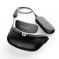 GOOVIS 酷睿视 G1 智能眼镜 32G高配版 黑色标配+魔术头带