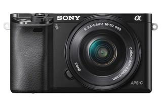 SONY 索尼 A6000(18-135 F3.5-5.6)无反相机套机