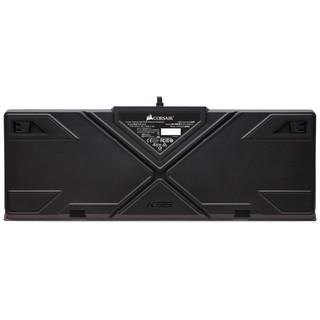 CORSAIR 美商海盗船 k95RGB 机械键盘 铂金版枪灰银轴