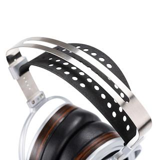 HiFiMAN 头领科技 HE1000se 头戴式耳机 银色