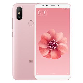 MI 小米 小米 6X 智能手机 樱花粉 4GB 64GB