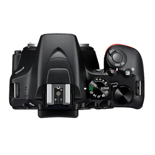 Nikon 尼康 D3500 入门级单反数码照相机机身 (2000-2999万、APS-C画幅)