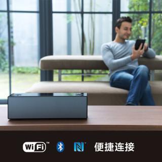 SONY 索尼 SRS-X99 双无线 蓝牙桌面HIFI音响音箱