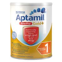 黑五直邮季、凑单品 : Aptamil 爱他美金装 AllerPro 抗过敏配方 婴儿奶粉 1段 900g