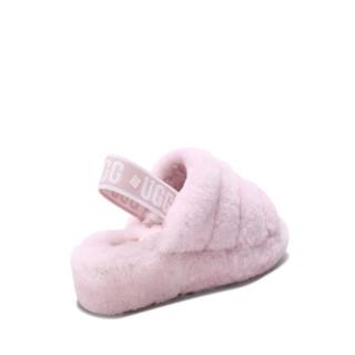 UGG 1095119 女士凉鞋松糕鞋 海贝粉 37