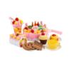 beiens 贝恩施  过家家玩具 DIY水果蛋糕套装 75件套 *3件 99元(合33元/件)