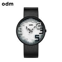 odm DD166 中性石英手表