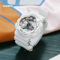 百亿补贴:CASIO 卡西欧 G-SHOCK系列 GMA-S110MP-7A 女士腕表
