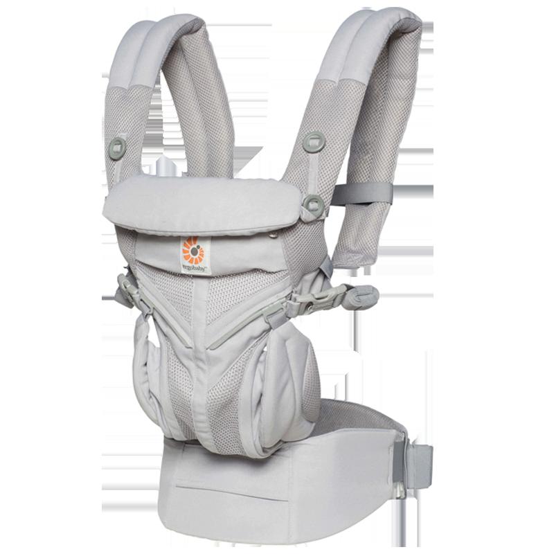ergobaby Omni360 全功能婴儿背带 午夜蓝-透气款