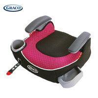 GRACO 葛莱 儿童安全座椅增高垫 ISOFIX 红色