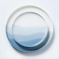 IJARL 亿嘉 家用创意菜盘子 山河 7.5英寸