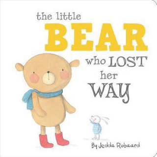 《The Little Bear Who Lost Her Way》(精装)