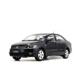 CSM 1:18 新捷达汽车模型 黑色