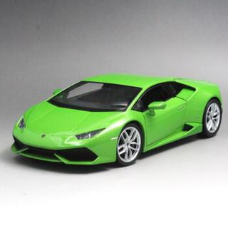 WELLY 威利 1:24 兰博基尼合金车模 LP700-4 绿色