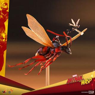 HOT TOYS 蚁人黄蜂女与COSBABY人偶套装