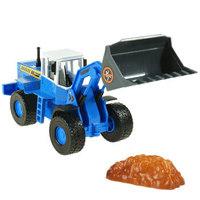 Cadeve 凯迪威 工程汽车模型 623003 大型铲车(蓝色)