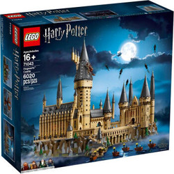 LEGO 乐高 哈利·波特系列 71043 霍格沃兹城堡
