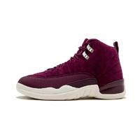 AIR JORDAN 乔丹 Air Jordan 12 130690 617 Retro男士篮球鞋(红色)