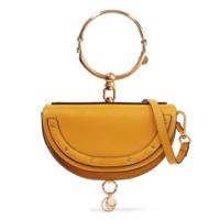 Chloé Nile Bracelet 女士手提圆环包
