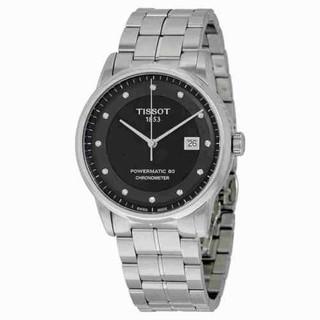 TISSOT 天梭 T-Classic Luxury系列 T086.408.11.056.00 男士机械腕表