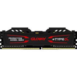 GLOWAY 光威 TYPE-α系列 石墨灰 DDR4 2133 台式机内存 8GB