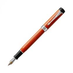 Parker 派克 Duofold Centennial世纪经典系列(大豆腐) 18K F尖 钢笔