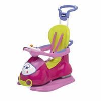 chicco 智高 四合一骑行车玩具 粉色