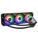 DEEPCOOL 九州风神 Castle 堡垒 360RGB 一体式水冷CPU散热器 幻彩版 799元