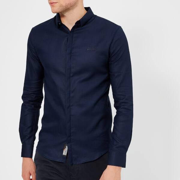 Superdry 极度干燥  Premium  男士修身衬衫