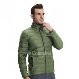 Columbia 哥伦比亚 WE0839 650蓬 男士户外保暖羽绒服