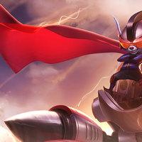 《英雄联盟》银河魔装机神 兰博