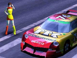 《山脊赛车R4》PS3数字版