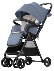 I.believe 爱贝丽 第3代玲珑pro款 高景观婴儿推车