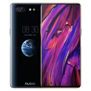 nubia 努比亚 X 全网通智能手机 黑金版 8GB 256GB
