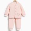Tong Tai 童泰 婴儿夹棉套装 *4件 354.8元(需用券,合88.7元/件)