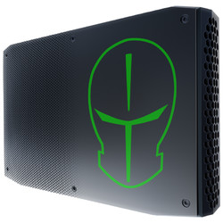 TERRANS FORCE 未来人类 英特尔 NUC-GL1主机(i7-8705G、8GB、256GB)