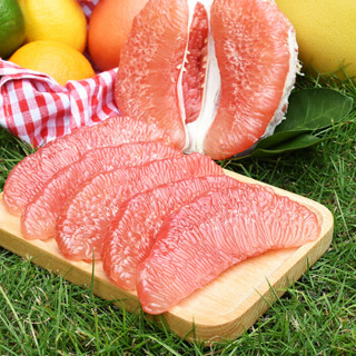 SWEET TALK 听甜 特级琯溪蜜柚 红柚2粒  2.5-3kg 彩印礼盒装