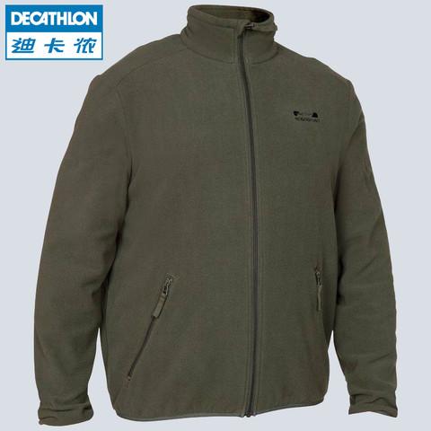 DECATHLON 迪卡侬 8281243 男士保暖抓绒外套