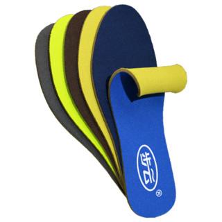希斯豹 D113 运动鞋垫 混色装