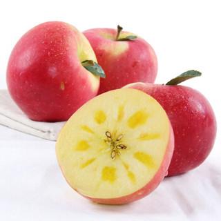 红旗坡 新疆阿克苏苹果 果径85-90mm 约3kg