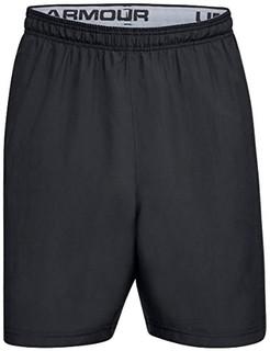 UNDER ARMOUR 安德玛 1320203-001 男士编织运动短裤