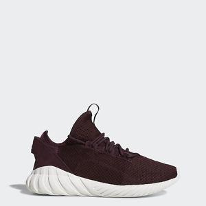 adidas 阿迪达斯 Tubular Doom Cdj53 男士远动休闲鞋 黑色
