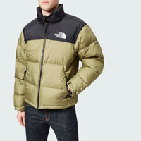 THE NORTH FACE 北面 Men's 1996 Retro Nuptse Jacket - Tumbleweed Green 男士夹克 绿色 M码