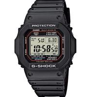 CASIO 卡西欧 G-SHOCK GW-M5610-1ER 男士电波腕表
