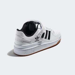 adidas 阿迪达斯 G25813 三叶草 FORUM LO 男子经典鞋 44