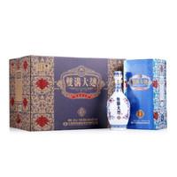 双沟大曲(明青花)浓香型白酒 42度 480ml*6瓶